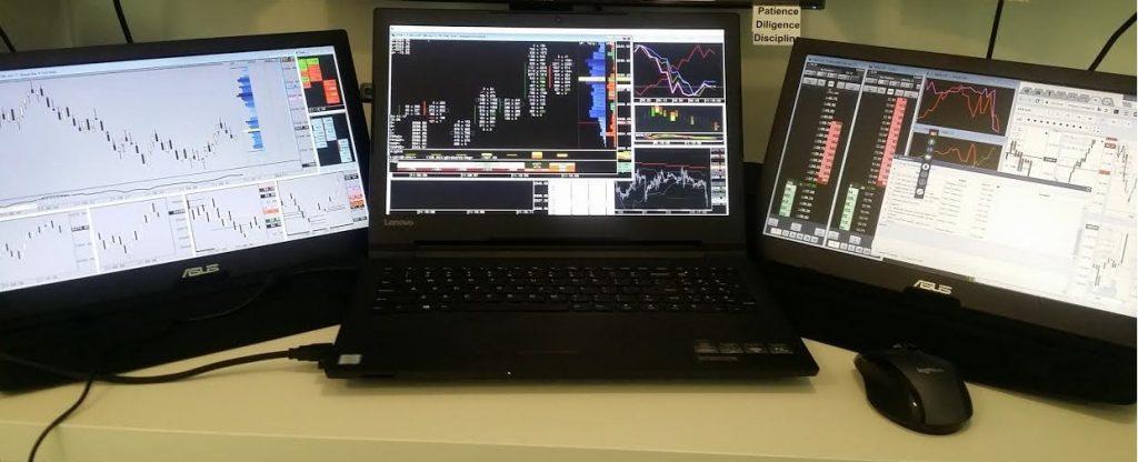 Portable Trading Computer