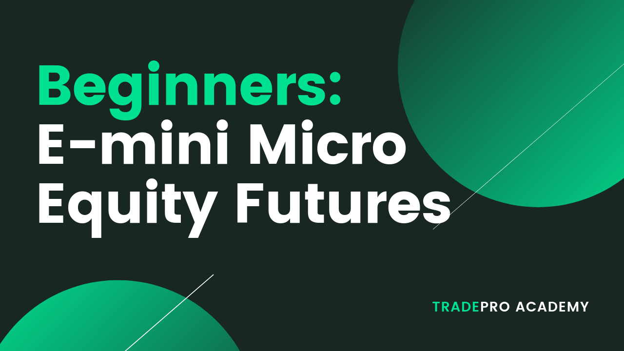 Retailers can now take the market by storm with the introduction of the Micro E-mini Futures.