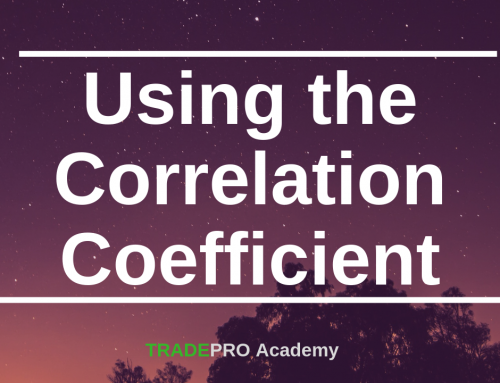How to use the correlation coefficient to build a diverse portfolio.