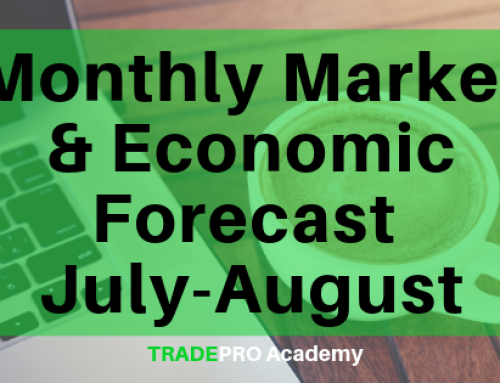 Monthly Market & Economic Forecast-July to August 2019