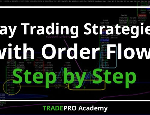 Day Trading Strategies with Order Flow: Step by Step