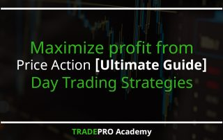 Price action with day trading strategy