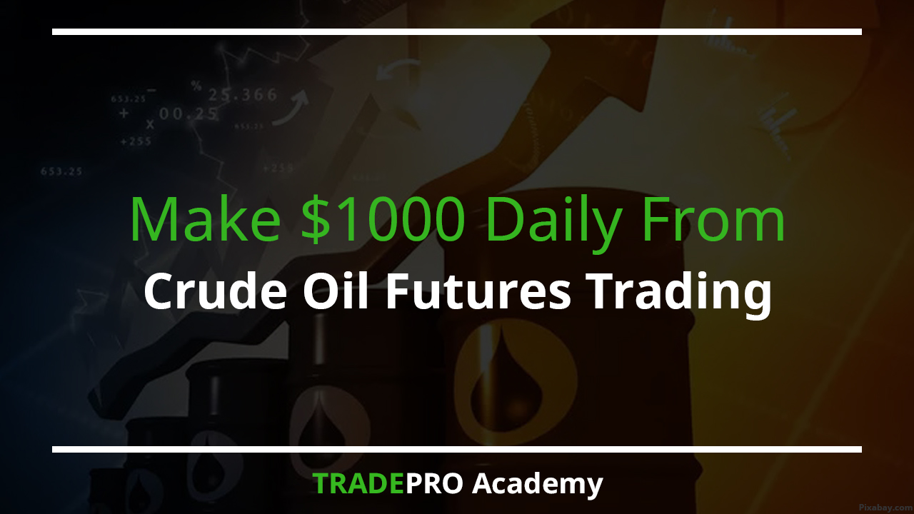 crude oil futures trading