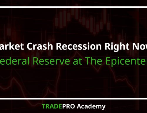 Market Crash Recession Right Now! Federal Reserve at The Epicenter