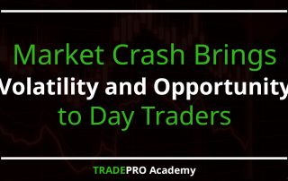 Volatility and Opportunity