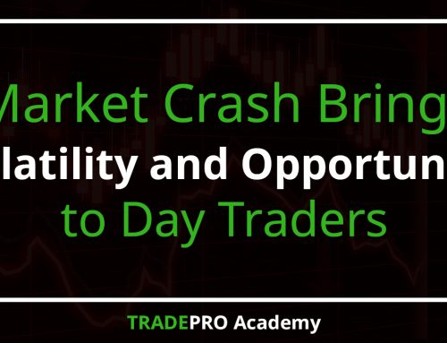 Market Crash Brings Volatility and Opportunity to Day Traders