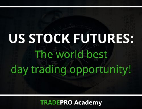 US Stock Futures: The World Best Day Trading Opportunity!