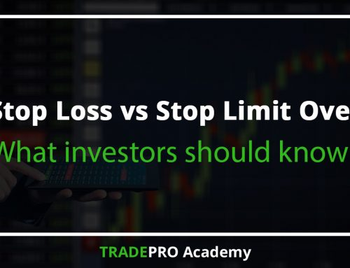 Stop Loss vs Stop Limit Order : What Investors Should Know?