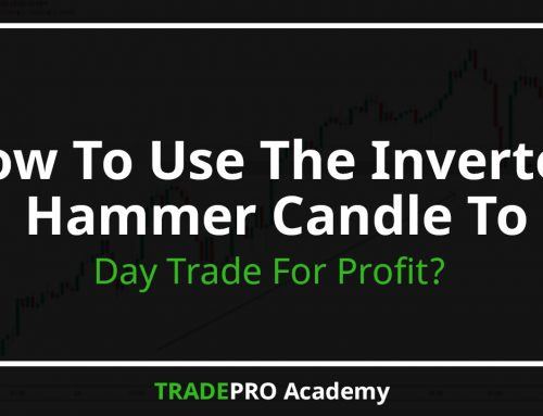 How To Use The Inverted Hammer Candle To Day Trade For Profit