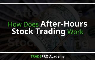 after hours stock trading