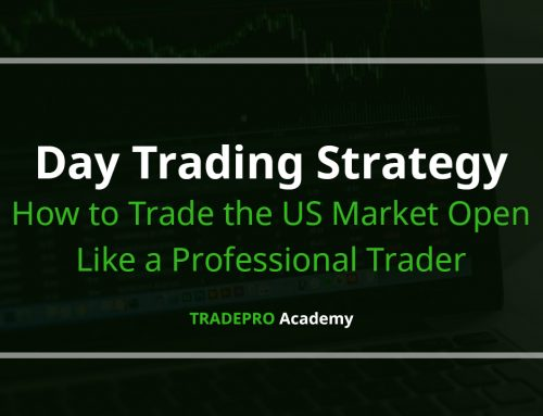 Day Trading Strategy: How to Trade the US Market Open Like a Professional Trader