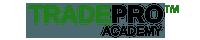 TRADEPRO Academy TM Logo