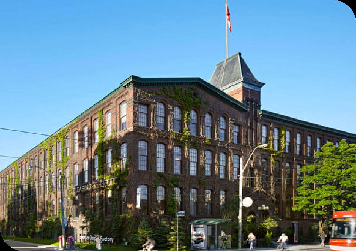 Tradepro Academy Office Building