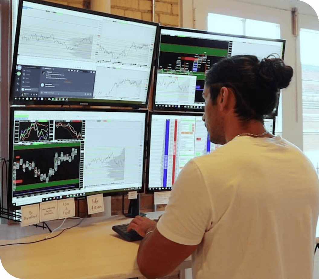 Options Trading Live Preview